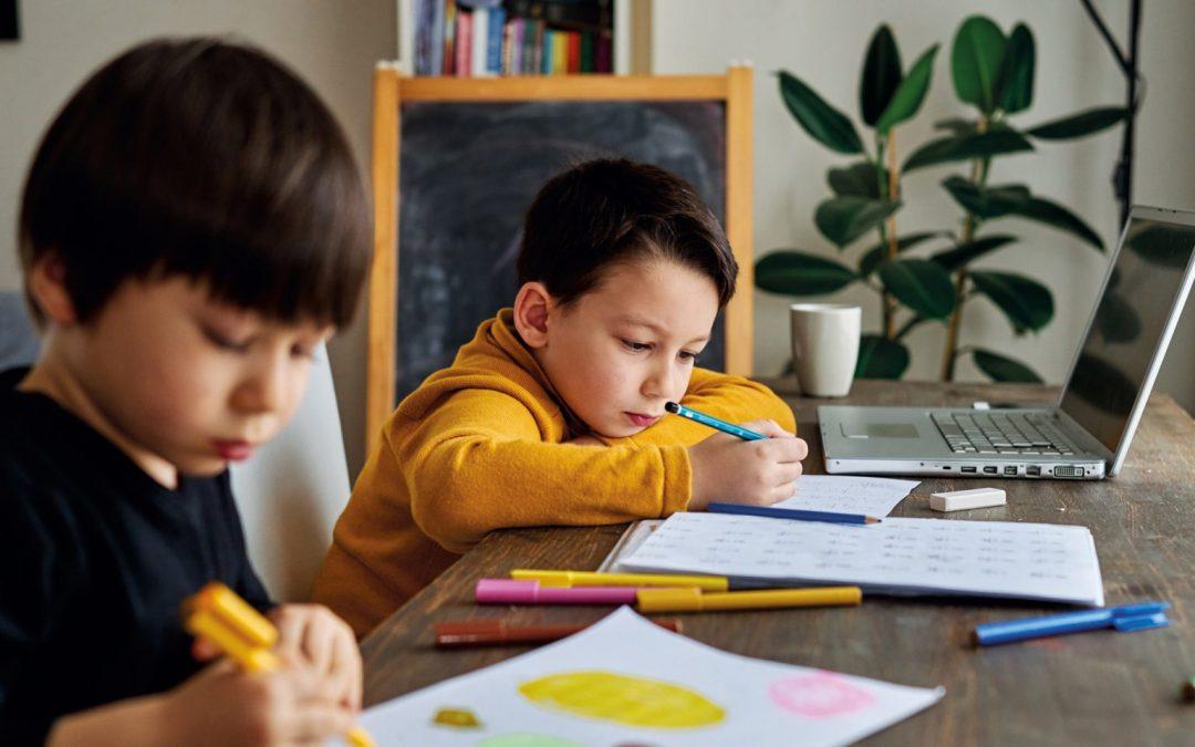 Infancia, escuela y covid: Cómo ayudarlos a sobrellevar la cuarentena